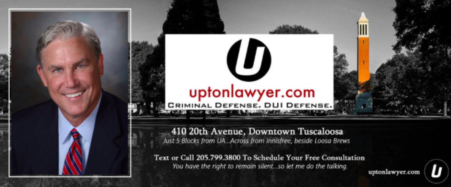 Tuscaloosa DUI and Criminal Defense attorney